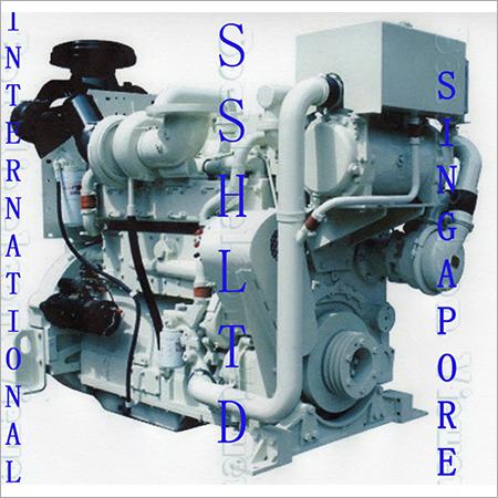 Marine Diesel Engine (KTA 19 M CCEC M500)