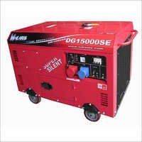 Silent Type Air Cooled Diesel Generator