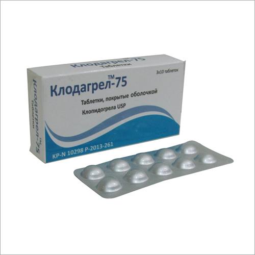 KLODAGREL - 75