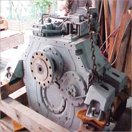 MARINE GEARBOX  ZF (BU465)