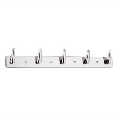Zinc and Aluminium Hooks and Cabinet Fittings