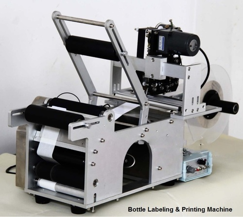 Bottle Sticker Labeling Machines