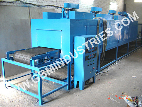 High Temperature Conveyor Oven
