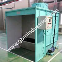 Water Wash Painting Booth