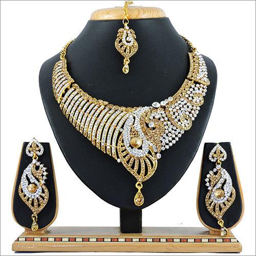 Designer Alloy Necklace Set
