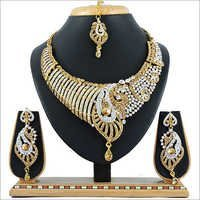 Designer Alloy Necklace Set