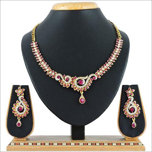 Rani Alloy Necklace Set