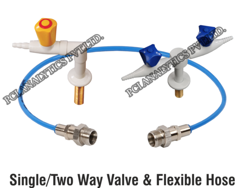 Single / two Way Valve & Flexible Hose