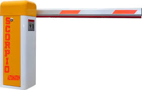 boom barriers with rfid access