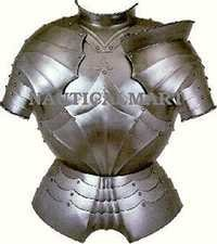 Medieval Gothic Armor Breast Plate
