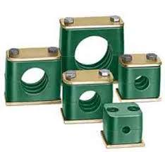 Polypropylene Hydraulic Clamps