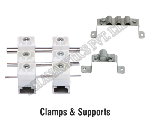 Clamps & Supports