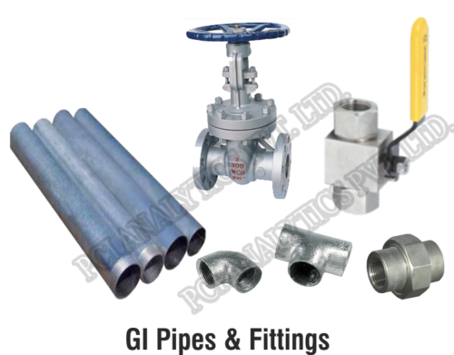 GI Pipes & Fittings