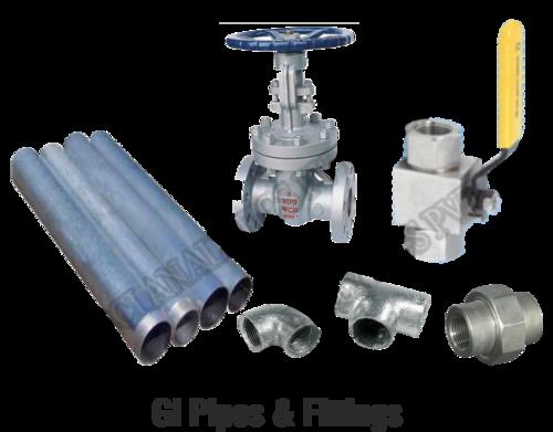 GI Pipes & Fittings