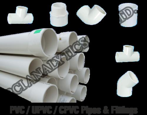 PVC / UPVC / CPVC Pipes & Fittings
