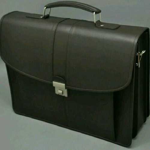 Leather Stylish Briefcase