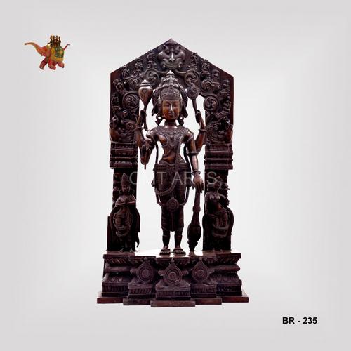 Brass Vishnu Darbar