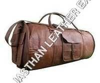 Genuine Goat Leather luggage Bags