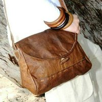 Organic Goat Leather Bags