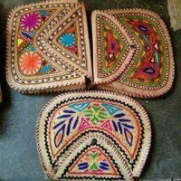 Goat Handicrafted Leather Bags