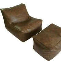 Goat Bean Leather Bags