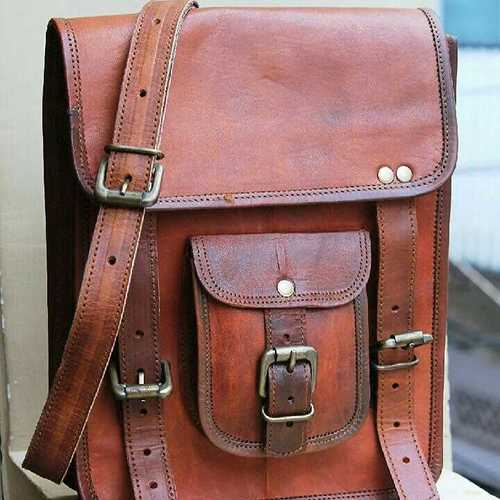 Genuine Goat Leather Bags