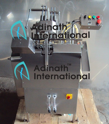 Crushable Ampule Filler Sealer Machine