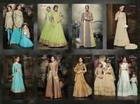 RAMA FASHIONS (AFSARA) Designer Anarkali Suits