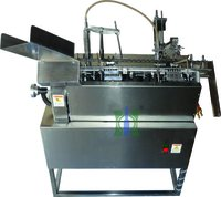 Crushable Ampoule Filling And Sealing Machine