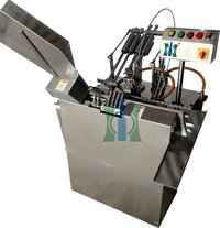 One Point Cut Ampoule Filling Machine