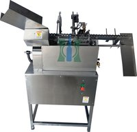 Type C Ampoule Filling And Sealing Machine
