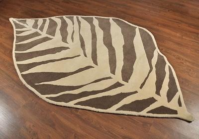 Decorative New Zealand Wool Carpet