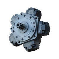 Radial Piston Hydraulic Motor for Injection Mould
