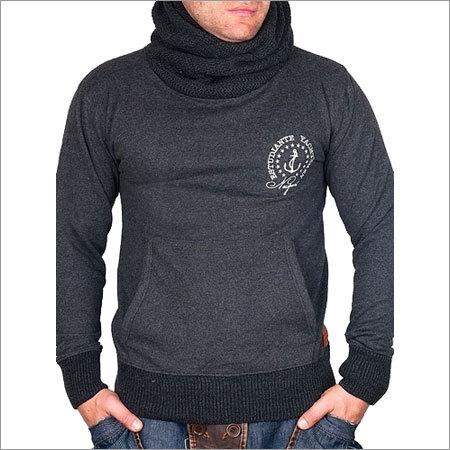 Mens Woolen Sweatshirts