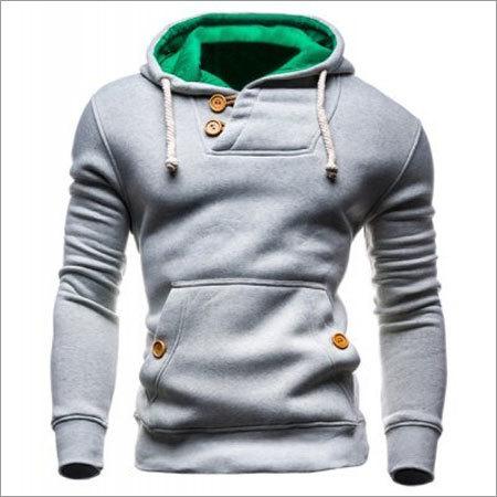 Men Fleece Sweatshirts