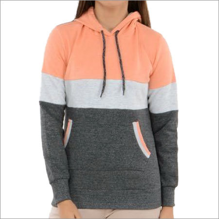 Ladies Hooded Sweatshirts