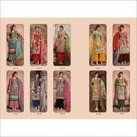 VARSHAA FASHIONS (KRITIKA) Plazzo Style Salwar Kameez Wholesale