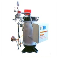Vertical Type Steam Coil And Thermic Fluid Heater- Oil Fired Boilers