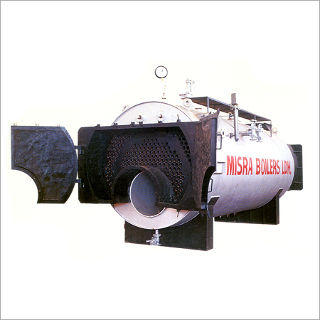 Package Boilers - Steam Pack