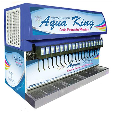 18+2 Soda Fountain Machine
