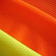 Flourescent fabrics