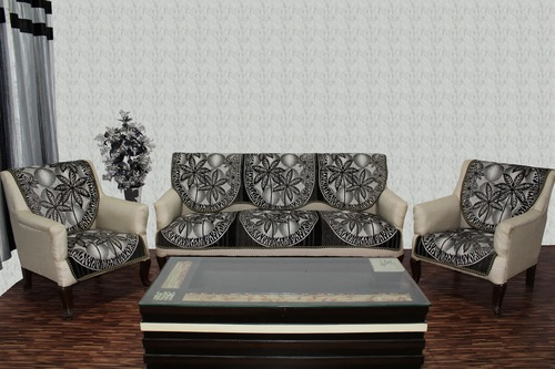 Chenille Sofa Panel Mayur