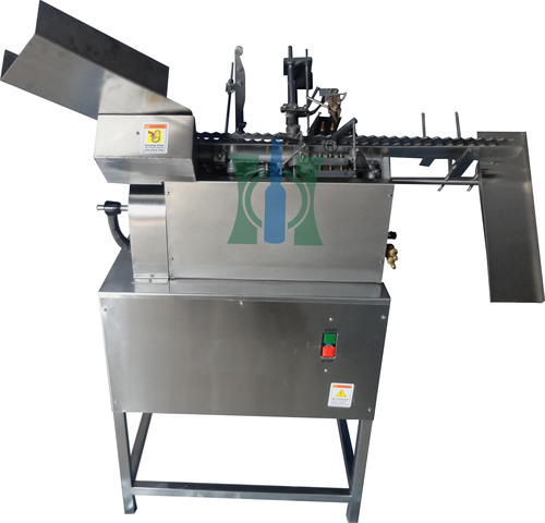Veterinary Ampoule Filling Machine