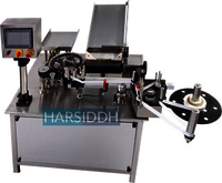Vertical Ampoule Sticker Labeling Machine