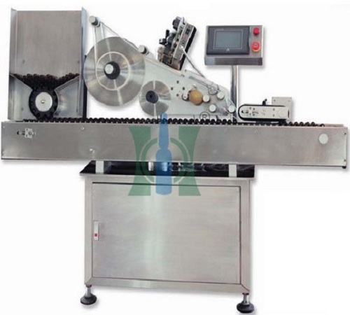Ampoule Horizontal Sticker Labeling Machine