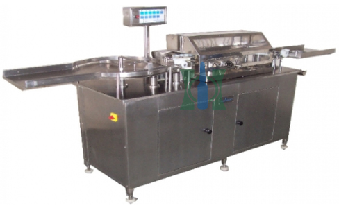 Fully Automatic Linear Vial Washing Machine