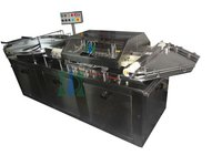 Linear Glass Vial Washing Machine
