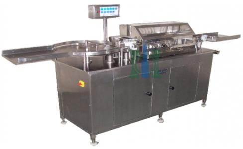 Clear Glass Vial Washing Machine