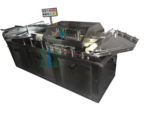 Amber Glass Vial Washing Machine