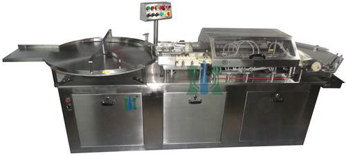 Tubular Vial Washing Machine